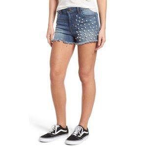 STS Blue Pearl Denim Shorts